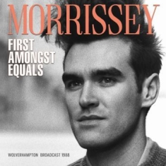 Morrissey - First Amongst Equals (Live Broadcas