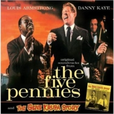 Armstrong Louis & Danny Kaye - The Five Pennies + The Gene Krupas
