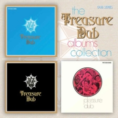 Brown Errol & The Supersonics - Treasure Dub Albums Collection (Exp
