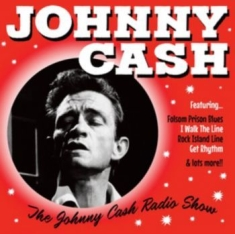 CASH JOHNNY - Johnny Cash Radio Show