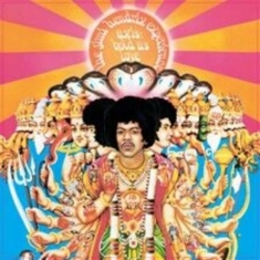 Jimi Hendrix - Axis Bold As Love - Double Jigsaw Puzzle Set