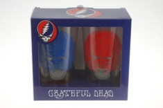 Grateful Dead - 50th Anniversary 2-Pack Pint Glass Set