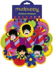 Beatles - The Beatles Yellow Submarine Rainbow Notepad