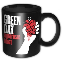Green Day - American Idiot - Giant Mug