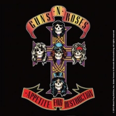 Guns N' Roses - Appetite for Destruction - Single Cork Coaster
