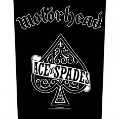 Motorhead - Ace Of Spades -Back Patch: