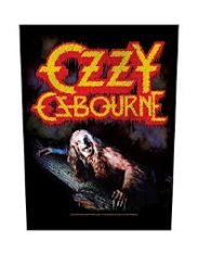 Ozzy Osbourne - Bark at the moon - Back patch