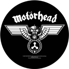 Motorhead - Hammered - Back Patch