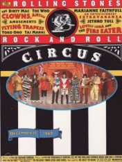 Blandade Artister - Rock And Roll Circus (Dvd)
