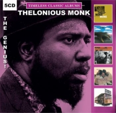 Monk Thelonious - Timeless Classic Albums -The Genius