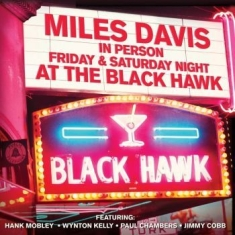 DAVIS MILES - Friday & Satt. Night At Blackhawk (