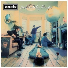 Oasis - Definitely Maybe - 25Th Anniv. (Sil