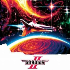 Konami Kukeiha Club - Gradius II (Original Soundtrack)