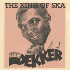 Desmond Dekker - King Of Ska (Red Vinyl)
