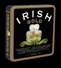 Blandade Artister - Irish Gold (3Cd)