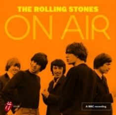 Rolling Stones - On Air [import]