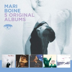 Mari Boine - 5 Original Albums (5Cd)