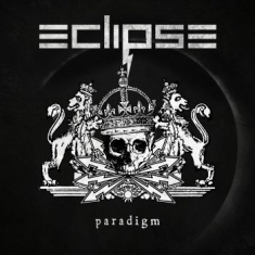 Eclipse - Paradigm (Ltd Ed White Vinyl)