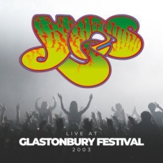 Yes - Live At Glastonbury Festival