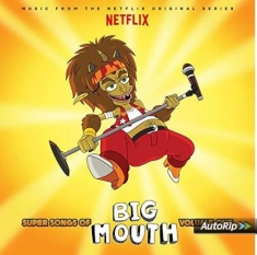 Super Songs Of Big Mouth Vol. - Super Songs Of Big Mouth Vol.