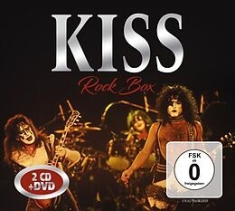 Kiss - Rock Box