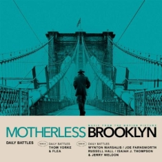 Thom Yorke, Flea, & Wynton Mar - Daily Battles (From Motherless