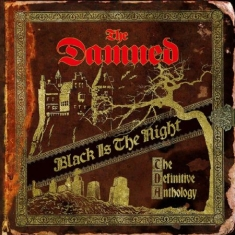 The Damned - Black Is The Night: The Defini