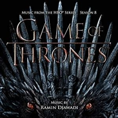 Djawadi Ramin - Game Of Thrones: Season 8 (Mus