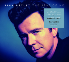 Astley Rick - The Best Of Me (2Cd)