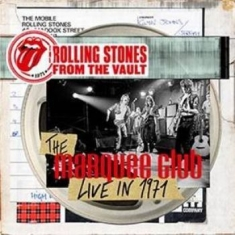 Rolling Stones - From The Vault Marquee 1971 (Dvd+Cd