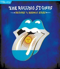 Rolling Stones - Bridges To Buenos Aires (Live 1998