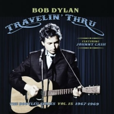 Dylan Bob - Travelin' Thru, 1967 - 1969: The Bo