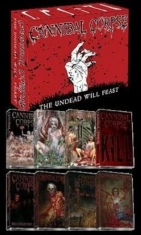Cannibal Corpse - Undead Will Feast The (8 Mc Boxset)