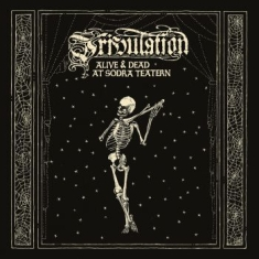 Tribulation - Alive & Dead At Södra Teatern (2Lp+Dvd)