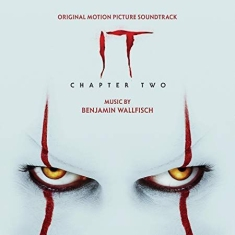 Benjamin Wallfisch - It Chapter Two (Selections Fro
