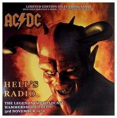 AC/DC - Hell's Radio Hammersmith Odeon '79