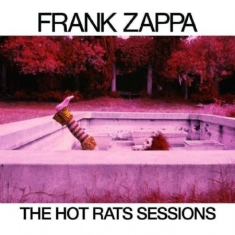 Frank Zappa - Hot Rats (50Th Ltd 6Cd)