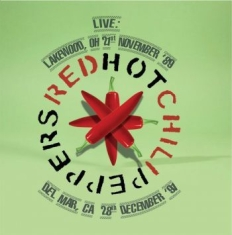 Red Hot Chili Peppers - Live Lakewood 891121 Del Mar 911228