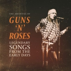 Guns'n'roses - Lgendary Songs From The Early Days