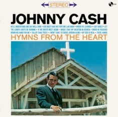 CASH JOHNNY - Hymns From The Heart -Hq-