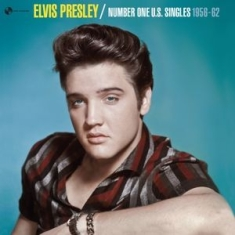 Elvis Presley - Number One U.S. Singles 1956-1962