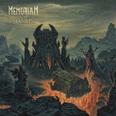 Memoriam - Requiem For Mankind - Picture Disc