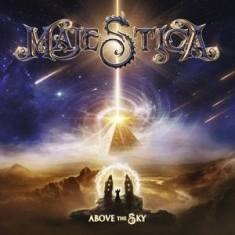 Majestica - Above the Sky - Digipak, Bonus Track(S)