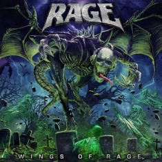 Rage - Wings Of Rage Deluxe Box (Cd+2Lp+)