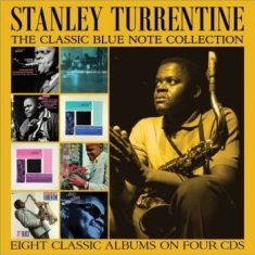 Stanley Turrentine - Classic Blue Note Albums The (4 Cd)