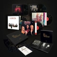 Coven - Half A Century Of Witchcraft (5 Lp