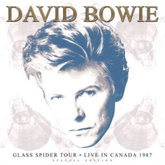 Bowie David - Glass Spider Tour-Live In Canada 87