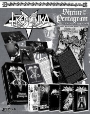 Treblinka - Shrine Of Pentagram (5 Mc Box)