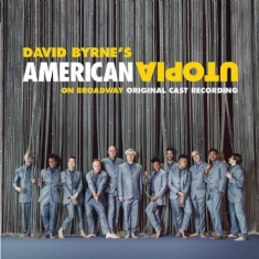 David Byrne - American Utopia On Broadway (O