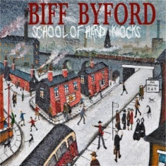 Biff Byford - School Of Hard Knocks (Vinyl)